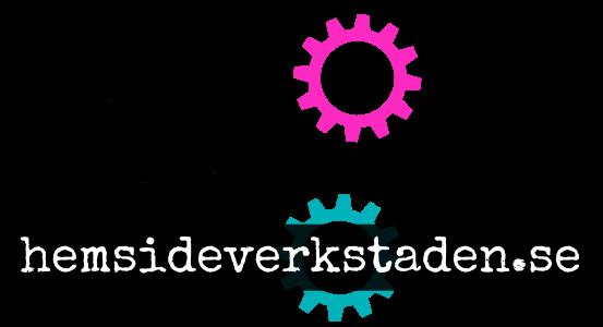 Logotyp Hemsideverkstaden i Mark