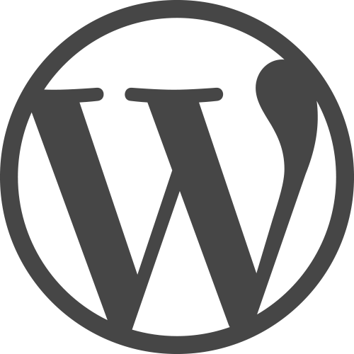 Logga WordPress